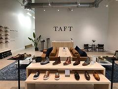 TAFT MEN'S FOOTWEAR BRINGS A EUROPEAN FLAIR TO THE HEIGHTS