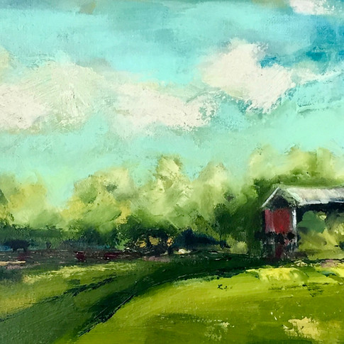 Red Barn (2019) sold
