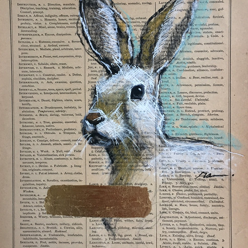 Mr. Hare (2018) sold