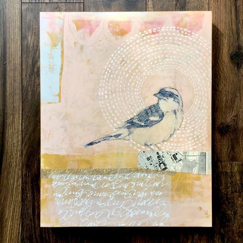 The Songbird on the Sill (2020)