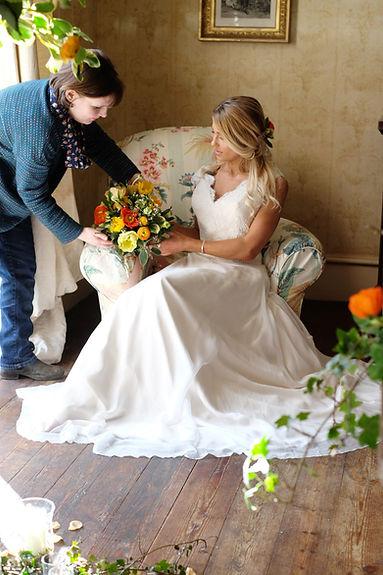 Bespoke Wedding Flowers, Norfolk
