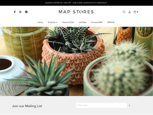 MAP Stores