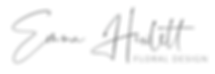 Emma Hewlett script logo.png