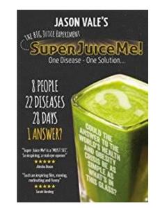 Super Juice Me DVD
