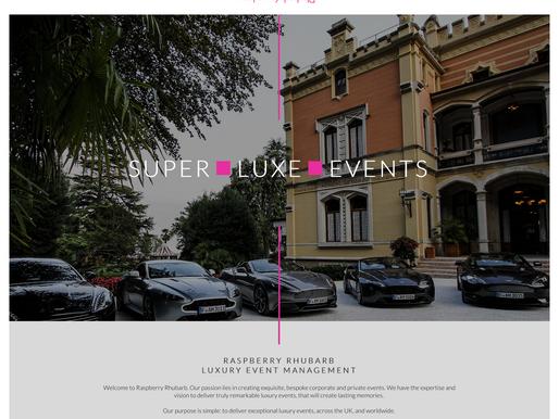 RASPBERRY RHUBARB EVENTS