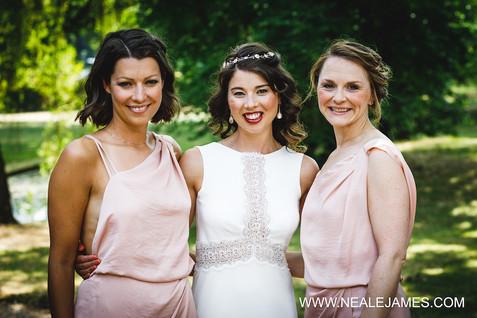 Wedding hair and makeup Dorking Surrey.j