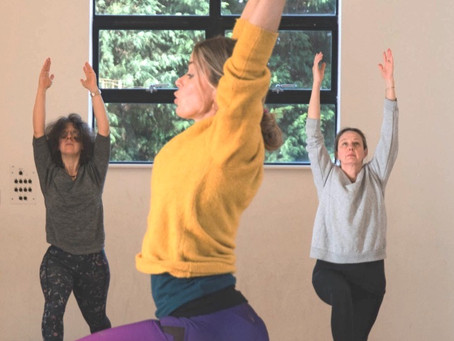 YOGA - MORE THAN THE SHAPES YOU MAKE.     HOW TO START YOUR YOGA JOURNEY.