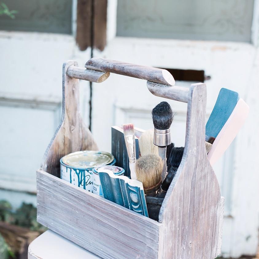 Furniture Painting Workshop   (1)