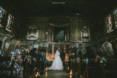 The Asylum Chapel Ceremony