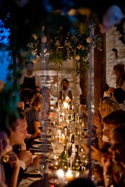 Initmate Dining