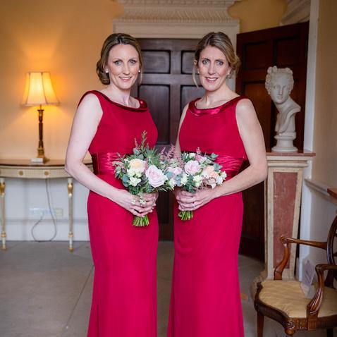red bridesmaids dresses kent.png