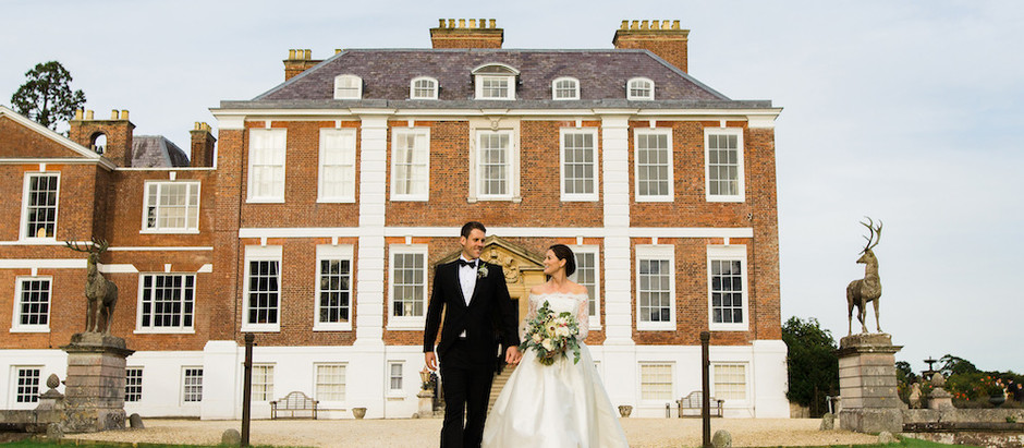 Late September Wedding at Pynes House - Jemma & Ross