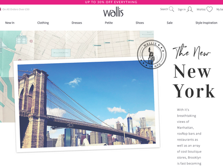 The New New York - with Wallis