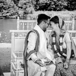 Oakley Court Wedding | Nimisha & Divyesh