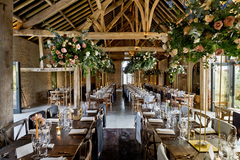 Private Barn Reception