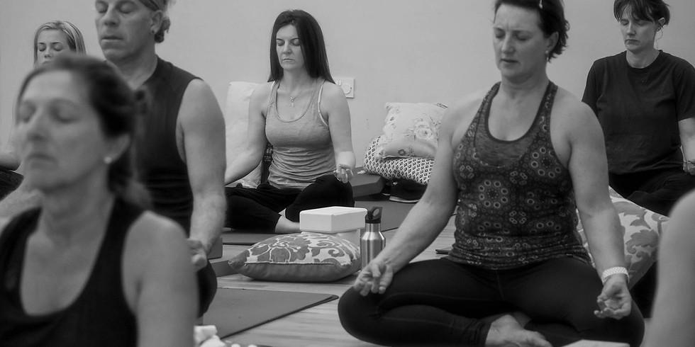 Essential Oil & Meditation Masterclass