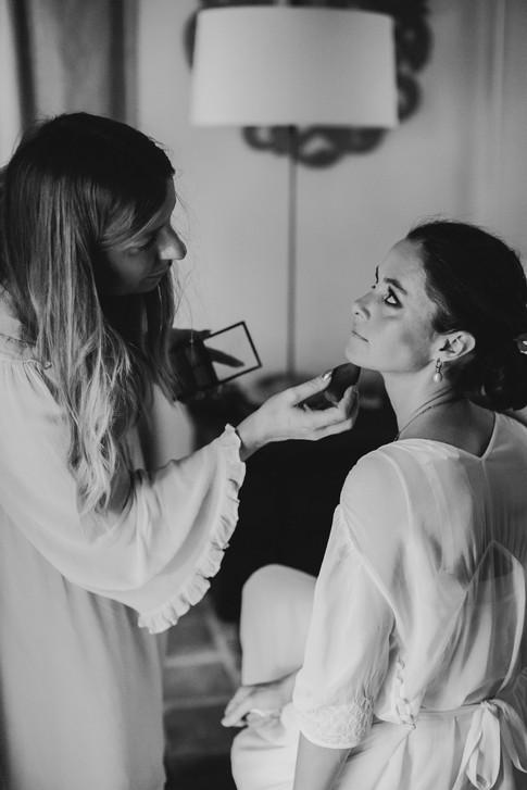 Make Up Preparations