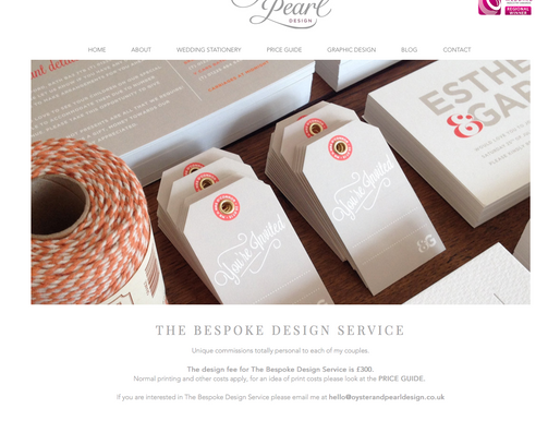 OYSTER & PEARL DESIGN