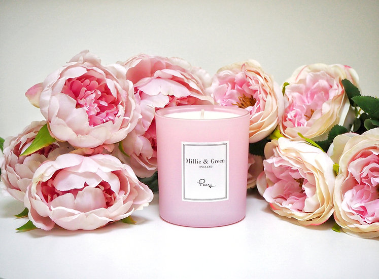 Limited Edition Pink Peony