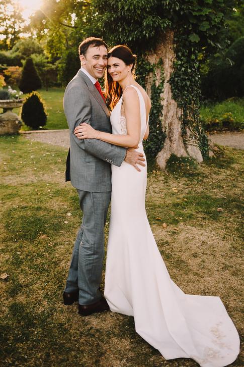 Hannah and Ben, Cowley Manor
