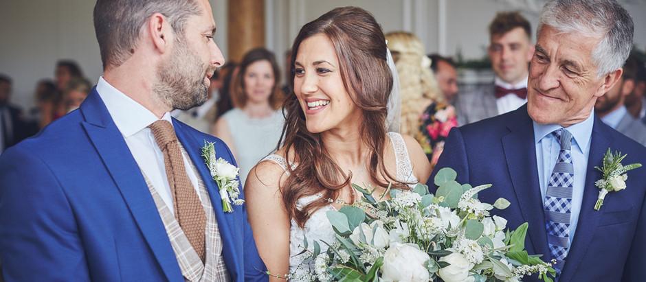 A Springtime English Country Wedding