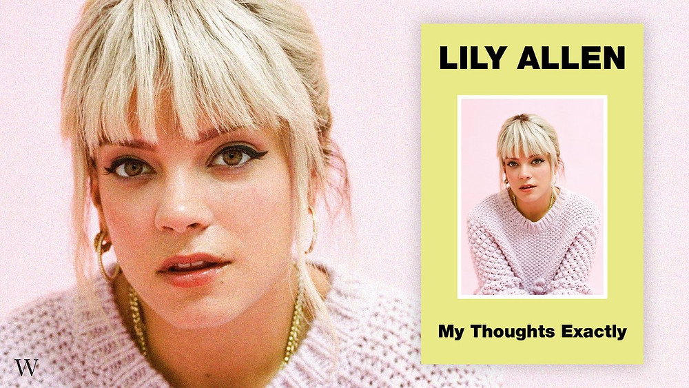 Lily Allen 'My Thoughts Exactly'