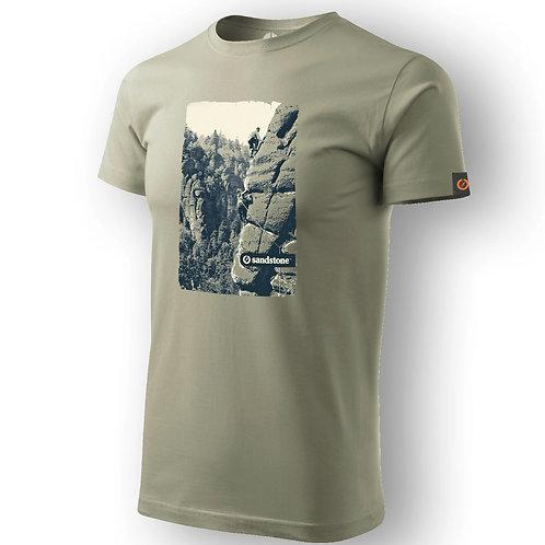 Men's Heritage T-shirt Chimney pamut póló