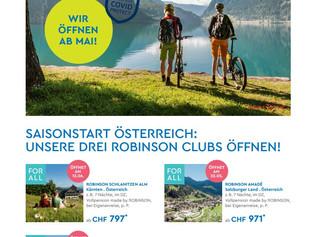 TOP Angebot Österreich Robinson