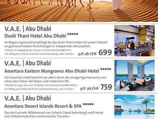 TOP Angebot Emirate