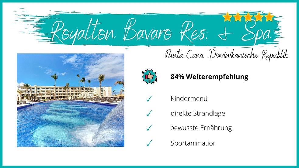 Royalton Bavaro Resort