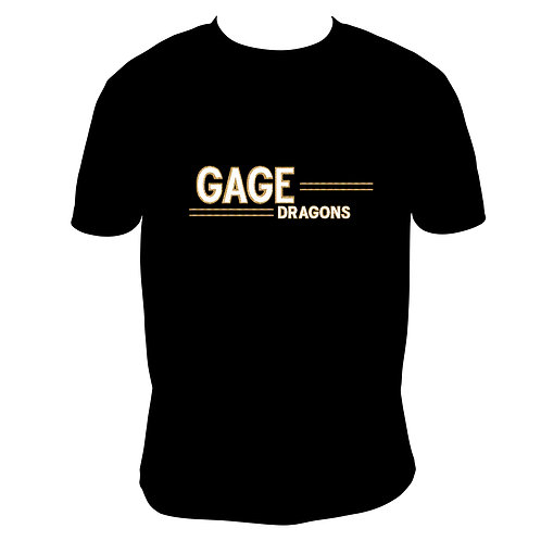 GAGE Boosters Parent T-shirt