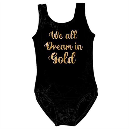 We all dream in GOLD