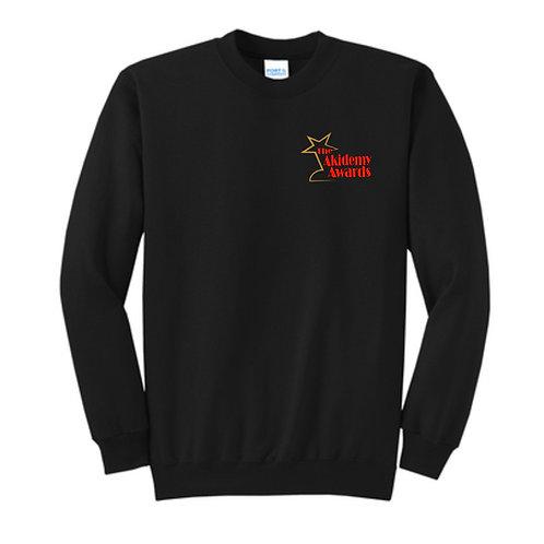 Crew Neck Sweatshirt with Akidemy design