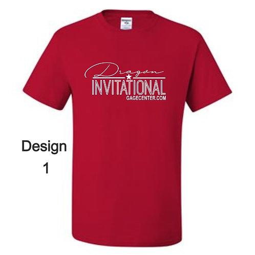 Red Short Sleeve Tshirt
