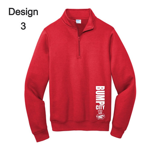 Entertainment - Qtr Zip Sweatshirt