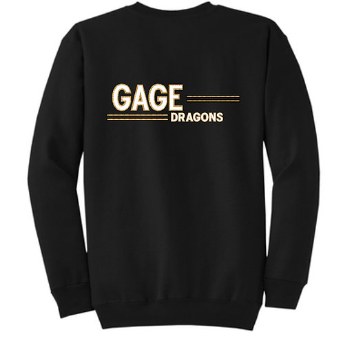 GAGE Boosters Parent Sweat Shirt