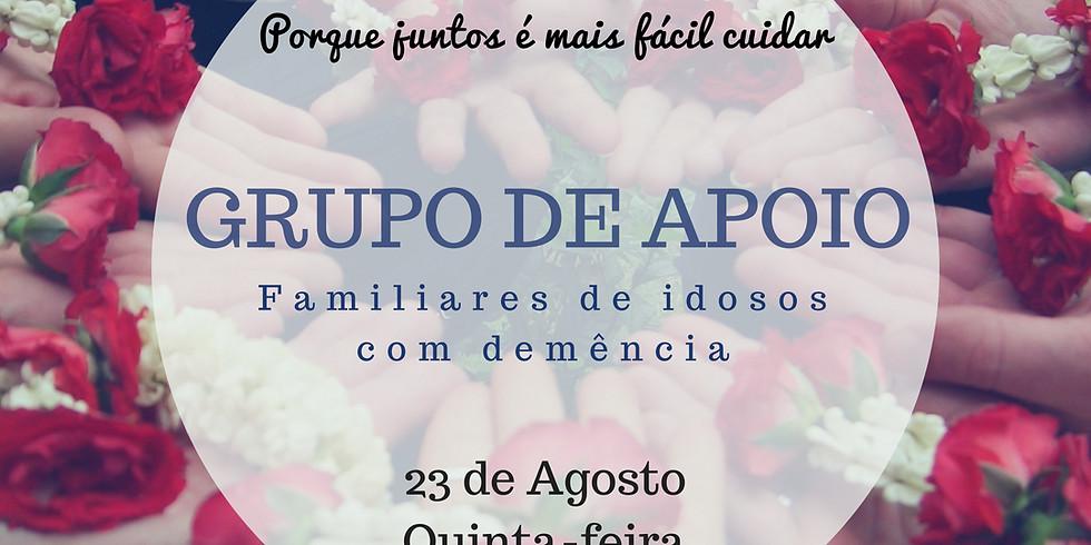 GRUPO DE APOIO AOS FAMILIARES DE IDOSOS COM DEMÊNCIA