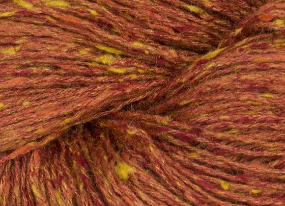 BC Yarn - Tussah Tweed - 004 Mandarine