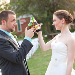 How to include craft beer in your wedding ceremony...