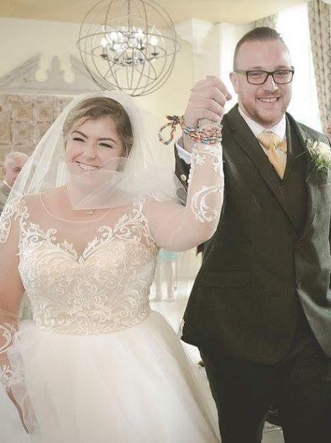 Liverpool Celebrant Wedding (photo by Heather, of Heather Elizabeth Photography)