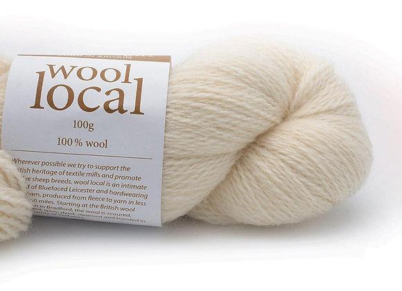 Erika Knight - Wool Local - 803 Fairfax Ecru