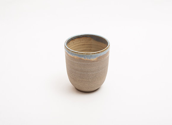 Keramik Becher gross Nr.22 handgetöpfert
