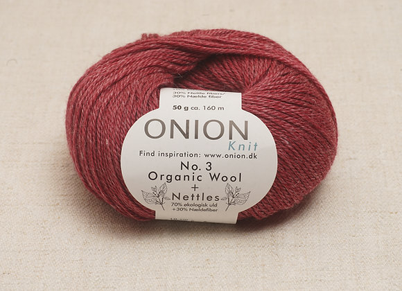 Onion Organic Wool Nettles - 1108 Mork Rod