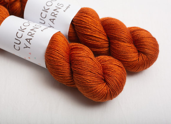 Cuckoo Yarns Lace 600 - Copper