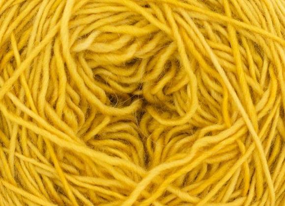 Cowgirlblues - Merino Single Lace Solids - Mustard 09