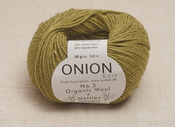 Onion Organic Wool Nettles - 1127 Olivengron