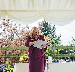 Lorraine Hull, Liverpool Celebrant