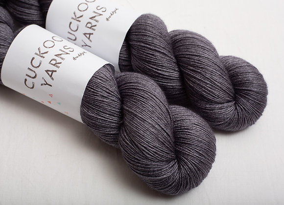 Cuckoo Yarns Lace 600 - Carbon