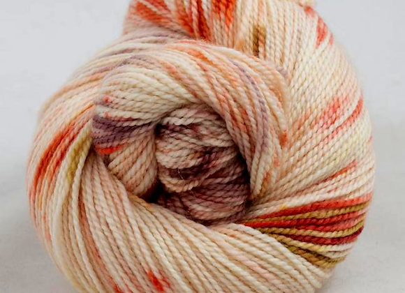 Cowgirlblues - Merino Twist Farbverlauf -Peaches and Cream