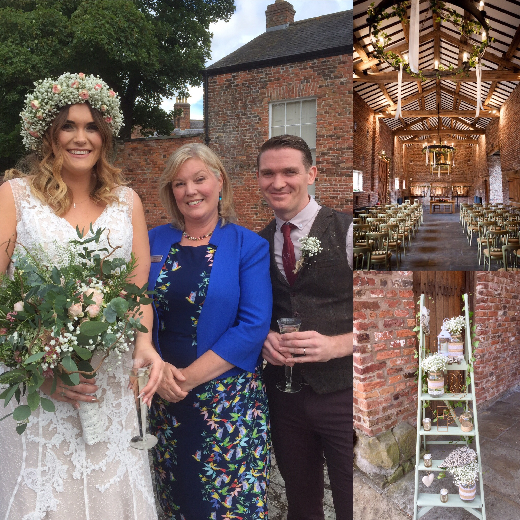 Southport Wedding Celebrant, Lorraine Hull